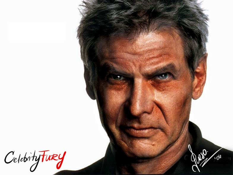 Angelina Jolie  harrison ford