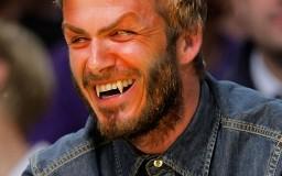 David Beckham 's hair